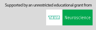 supported by Teva Neuroscience